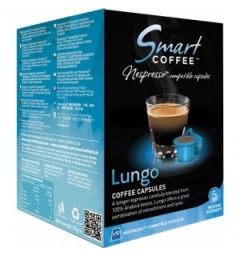 Smart Coffee - LUNGO - Nespresso Capsules Compatible