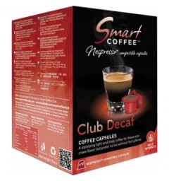 Smart Coffee - DECAF - Capsules Compatibles Nespresso