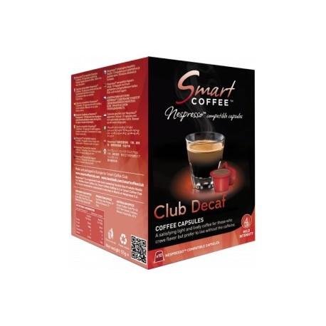 Smart Coffe - DECAF - 10 Capsules Compatibles Nespresso
