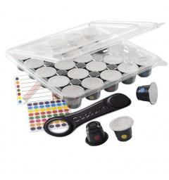 Pack découverte capsules Capsul'in