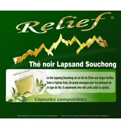 Capsules compatibles Lapsand Souchong