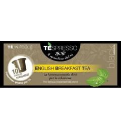 Tespresso 10 Capsules de thé compatibles Nespresso®