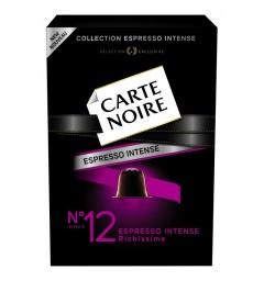 Capsules Carte Noire N°12 – capsules compatibles Nespresso ®