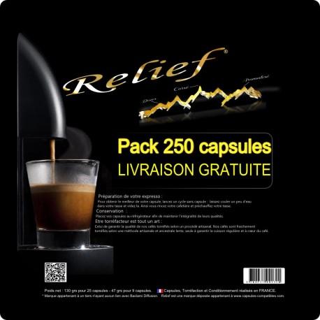Compatible Capsules Nespresso ® acadamia nut aroma