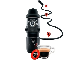 Cafetière Lavazza Espressgo pour capsules Lavazza ®