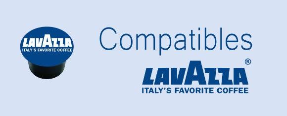 Capsules compatibles Lavazza ®