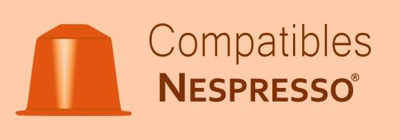 Capsules compatibles Nespresso ®