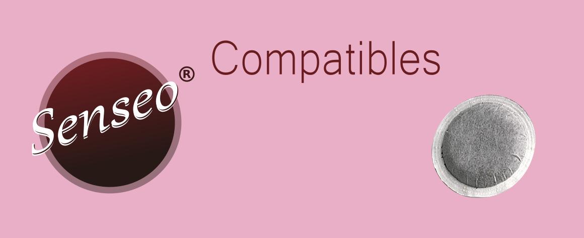 Capsules compatibles Senseo ®